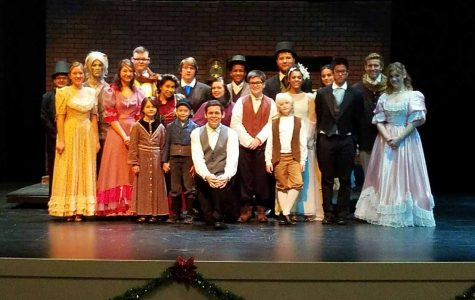 CHS Presents A Dickens Christmas Carol