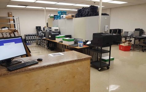 The Chrome Depot keeps students running