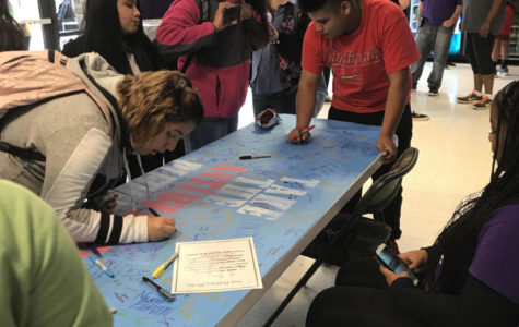 Club takes steps towards combating bullying.