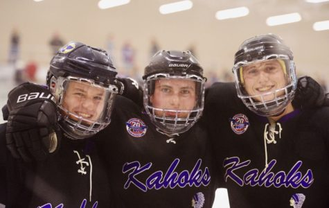 Inside Look at Kahok Hockey Team