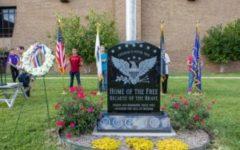 New Memorial Dedicated at CHS