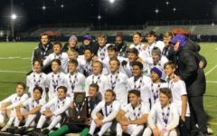 Kahoks bring home 3rd place trophy in IHSA's Soccer State Championship!