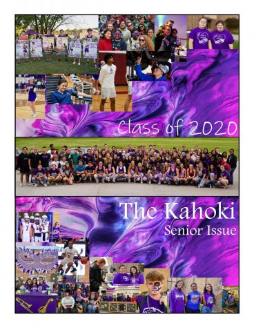 Senior Issue 2020